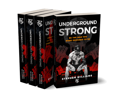 Underground Strong Book New Four